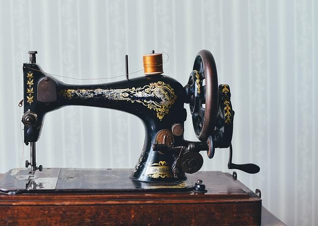 Información sobre la historia de las máquinas de coser Sing