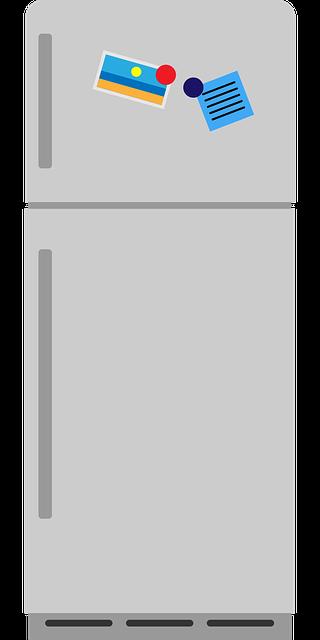 Beneficios de tener un refrigerador de acero inoxidabl