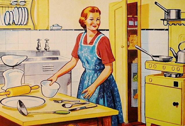 ¿Por qué muchas cocinas necesitan grandes hornos?