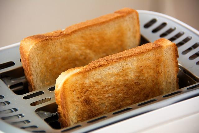 Diferentes tipos de tostadora de pan tostado