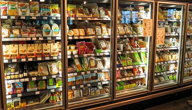 La última gama de congeladores para frigoríficos LG