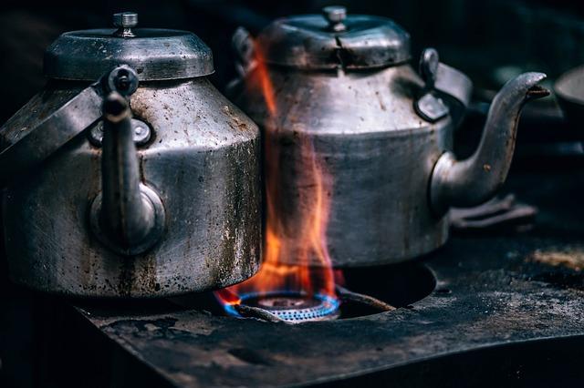 Construido en beneficios de hornos dobles