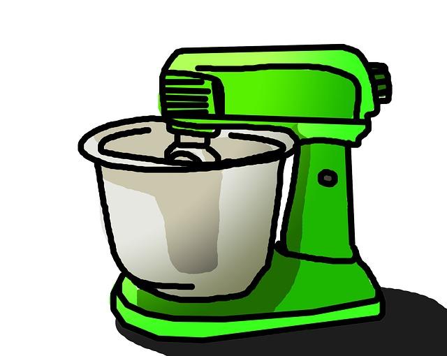 La batidora de pie Kitchenaid podría ser la mejor opción para todos los electrodomésticos pequeños