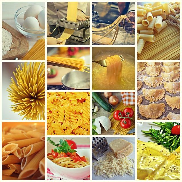 Los beneficios de una máquina para hacer pasta